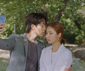 couple, Korean Drama, and romance image