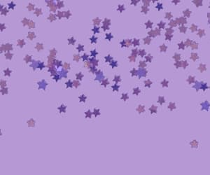 purple and stars image