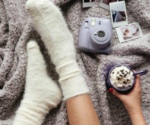 cozy and girl image