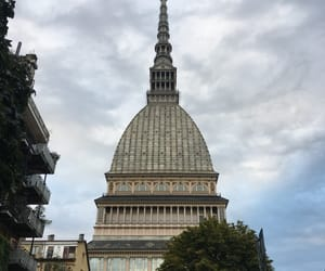 architecture, city, and torino image