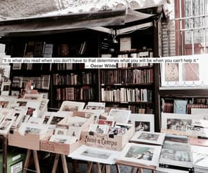 books, bookworm, and madrid image