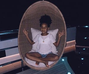 blue, ivy, and meditate image