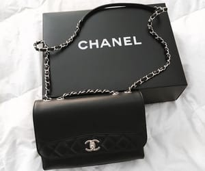 chanel, fashion, and bag image