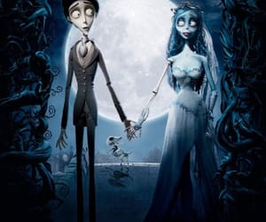 corpse bride and tim burton image
