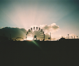 sky, vintage, and indie image