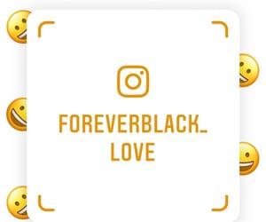 blackLove, fashion, and fav image