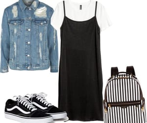 Polyvore, clothes, and dress image