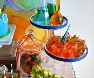 color, party, and dulces image