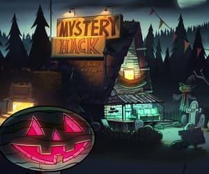 animation, cartoon, and creepy image