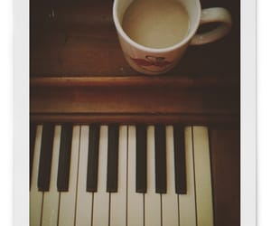 autumn, coffee, and music image