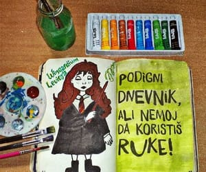 creativity, harry potter, and hermione granger image