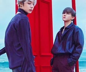 i.m, hyungwon, and chae hyungwon image