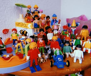 collection, juguetes, and playmobil image