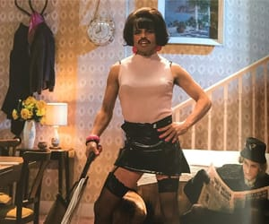 Freddie Mercury, bohemian rhapsody, and rami malek image