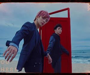 idol, kpop ship, and 몬스타엑스 image