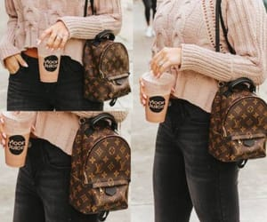 louis vuitton backpack image