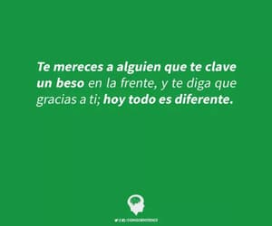 beso, diferente, and frente image