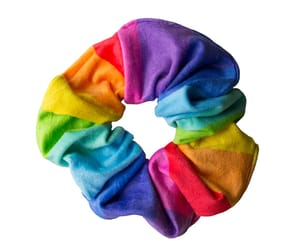 png, hair png, and scrunchie png image