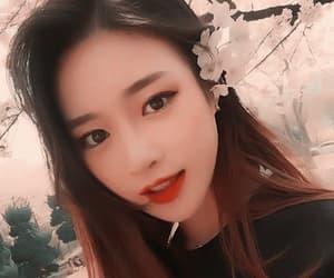 asian fashion, girls, and korean girls image