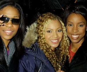 beyonce knowles, michelle williams, and destinys child image