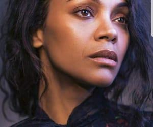 actress, grace, and zoe saldana image