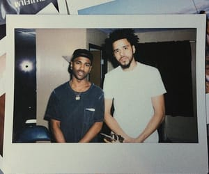 big sean, j cole, and j.cole image