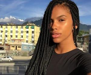 braids and girls image