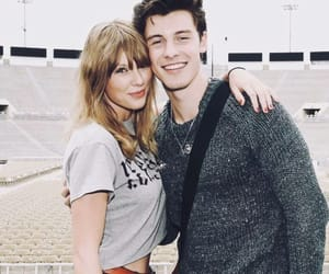 taylorswift and shawnmendes image