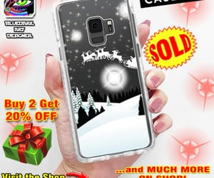 christmas gift ideas, design by bluedarkart, and iphone x cases image