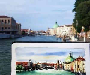 arte, dibujo, and Ciudades image