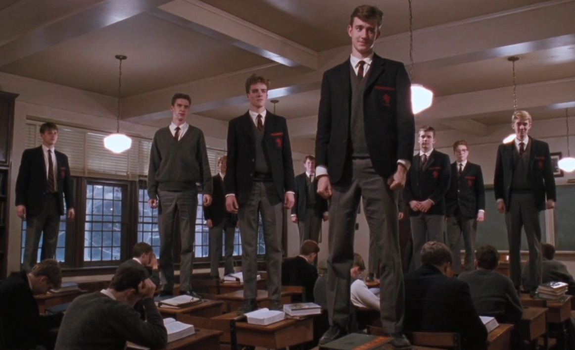 dead poets society, neil perry, and todd anderson image
