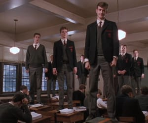 dead poets society, neil perry, and knox overstreet image