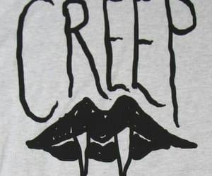 creep, vampire, and creepy image