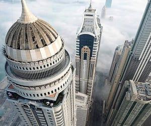 Dubai, united arab emirates, and princess tower image