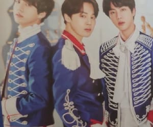 jin, bts, and jeongguk image