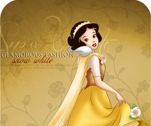 disney, glamour, and princess image