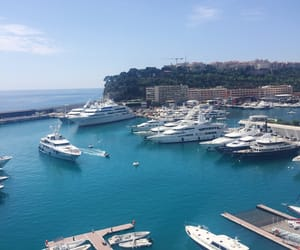 france, monte carlo, and summer image