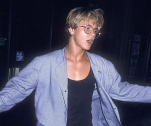 90s, river phoenix, and aesthetic image