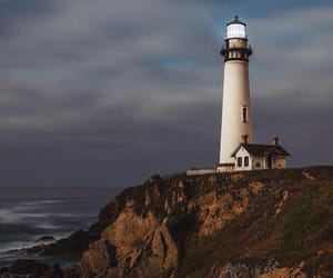aesthetic, lighthouse, and travel image
