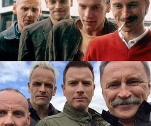 films, trainspotting, and antes y ahora image