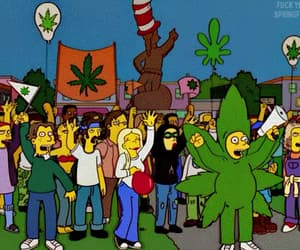 cartoon, South park, and stoned image