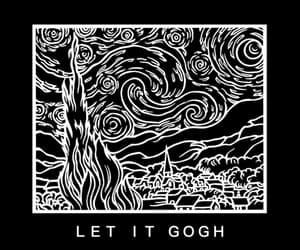 art, van gogh, and vincent van gogh image