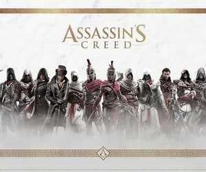 article, Assassins Creed, and videogames image