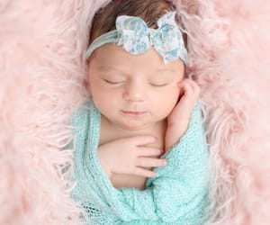 Headbands, newborn, and photoprops image