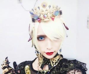 alternative, crown, and japan image