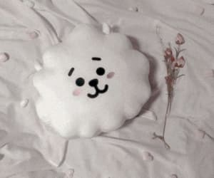rj, bt21, and white image