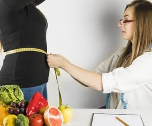 foods, reduce, and belly fat image