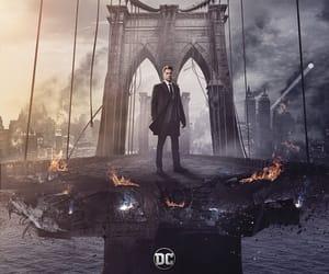 Gotham, jim gordon, and gotham poster image