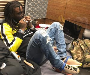 fashion, outfit, and chief keef image