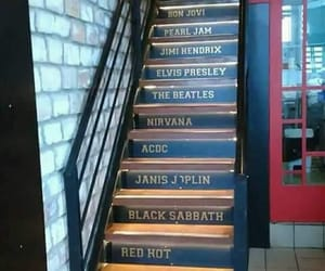 classic, stairs, and music image